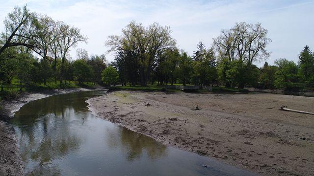 work on como lake park dam to begin this week