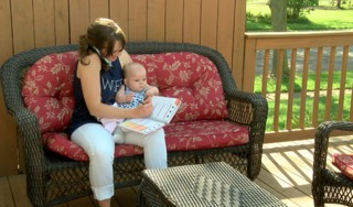 How to put family first and make money from home