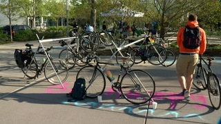 Medical Campus celebrates bike week