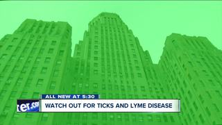 Watch out for ticks and Lyme disease in WNY