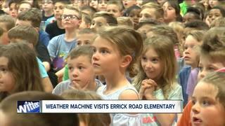 Weather Machine Visits Errick Road