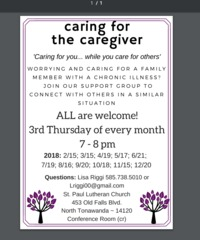 Who can help caregivers with money concerns?