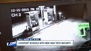 Lockport schools with new high tech security