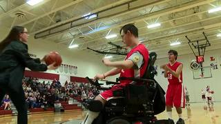 """A """"Stahrr"""" for the Lancaster unified basketball"""