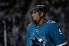 Evander Kane agrees to new deal with Sharks