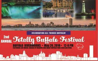 Second annual Totally Buffalo Festival