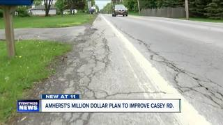 Casey Road to receive long awaited sidewalks