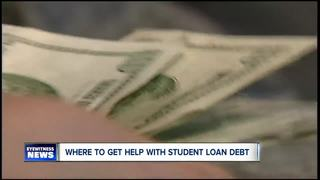 Help for graduates struggling with student loans