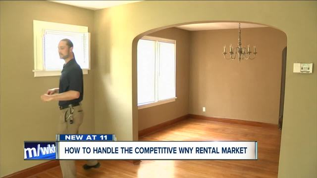 What Does Between 800 950 In Rent Get You In Wny Wkbw