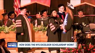 How does the NYS Excelsior Scholarship work?