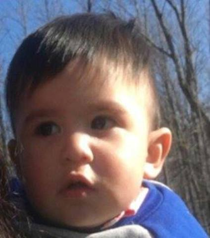 Amber alert issued for missing 14-month-old boy