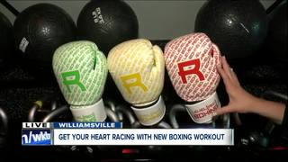 Get Active: Boxing-inspired workout at Level Red