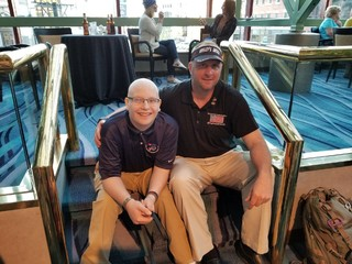 Local cancer patient honored at Buffalo Marathon