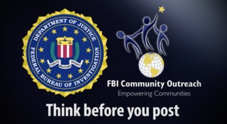 FBI: Online threats have real world consequences