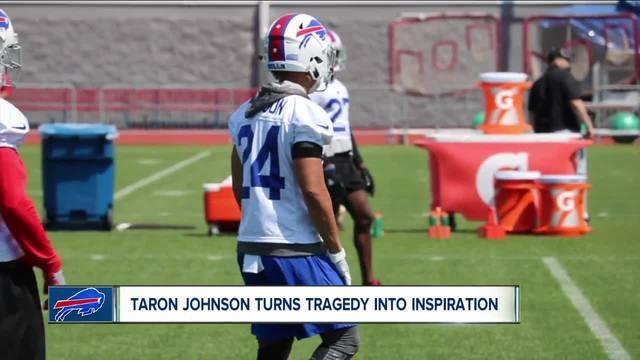 Taron Johnson Jersey