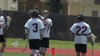 Lancaster & WSE boys lacrosse advance to semis