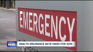Health insurance could see big hikes in 2019