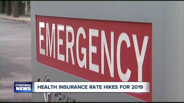 health insurance ny 2019  Health insurance could see big hikes in 2019 - WKBW.com Buffalo, NY