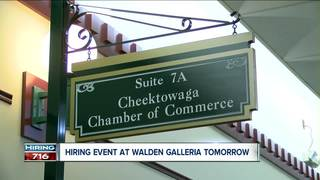 Job Fair at Walden Galleria Tuesday