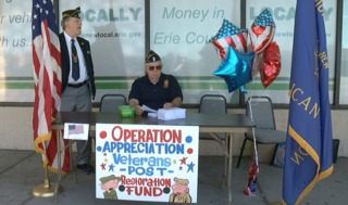Buy a flag, support a veteran