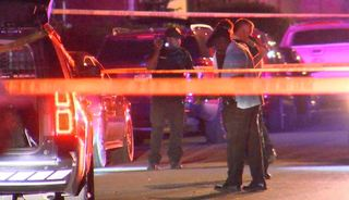 Drive-by shooting kills one, injures four