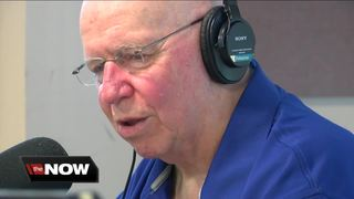 Radio legend celebrates 50 years in Buffalo