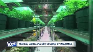 Why medical marijuana isn't covered by insurance