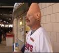 An apt tribute for a beloved Buffalo beer vendor