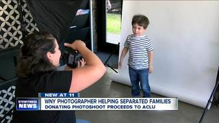 Discount family photos for immigrant families