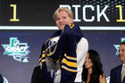 Sabres' Dahlin ready to call Buffalo home