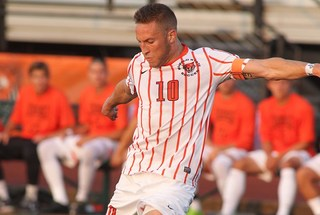 Buffalo State grad signs pro soccer contract
