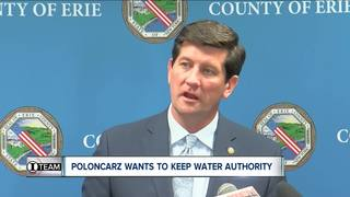 Poloncarz wants more positions, less pay at ECWA