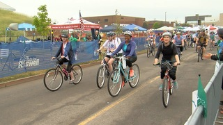 2018 Ride For Roswell, one for the record books
