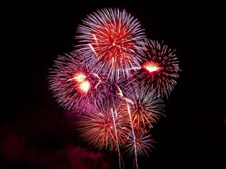 List of firework displays across WNY