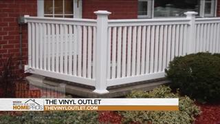 Home Pros: The Vinyl Outlet fences for your home