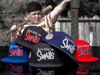 Hey smalls, go grab yourself a hat!