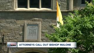 Attorneys call Bishop Malone's move