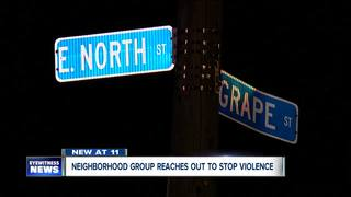 Community group's mission to stop gun violence