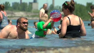 Changes to keep Woodlawn Beach family friendly