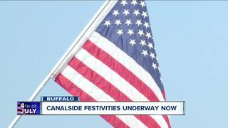 Possible changes to fireworks show at Canalside