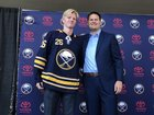Sabres sign Rasmus Dahlin to ELC