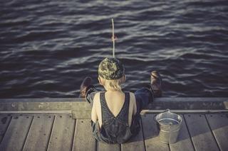 Free kids fishing derby this weekend