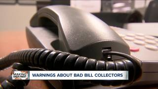 How to fight back against bad bill collectors