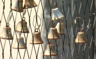 Cancer survivor bells missing from Canalside