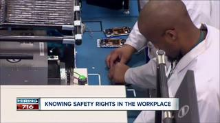 Knowing rights when it comes to workplace safety