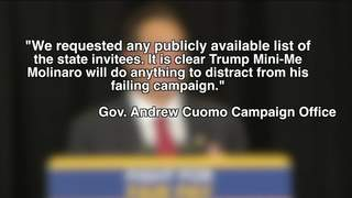 Molinaro: Cuomo breaking law with tv ads