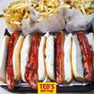 How to get a Ted's Hot Dog for just 91 cents!