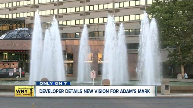 how the adams mark will become the buffalo grand hotel