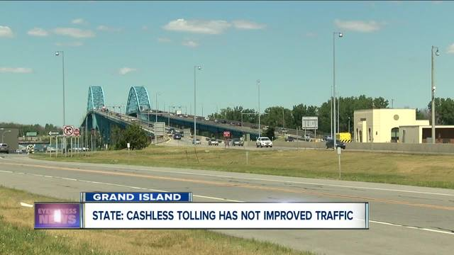 Are cashless tolls working?