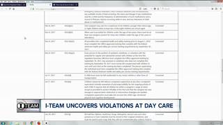 Daycare suspended after girl found unresponsive
